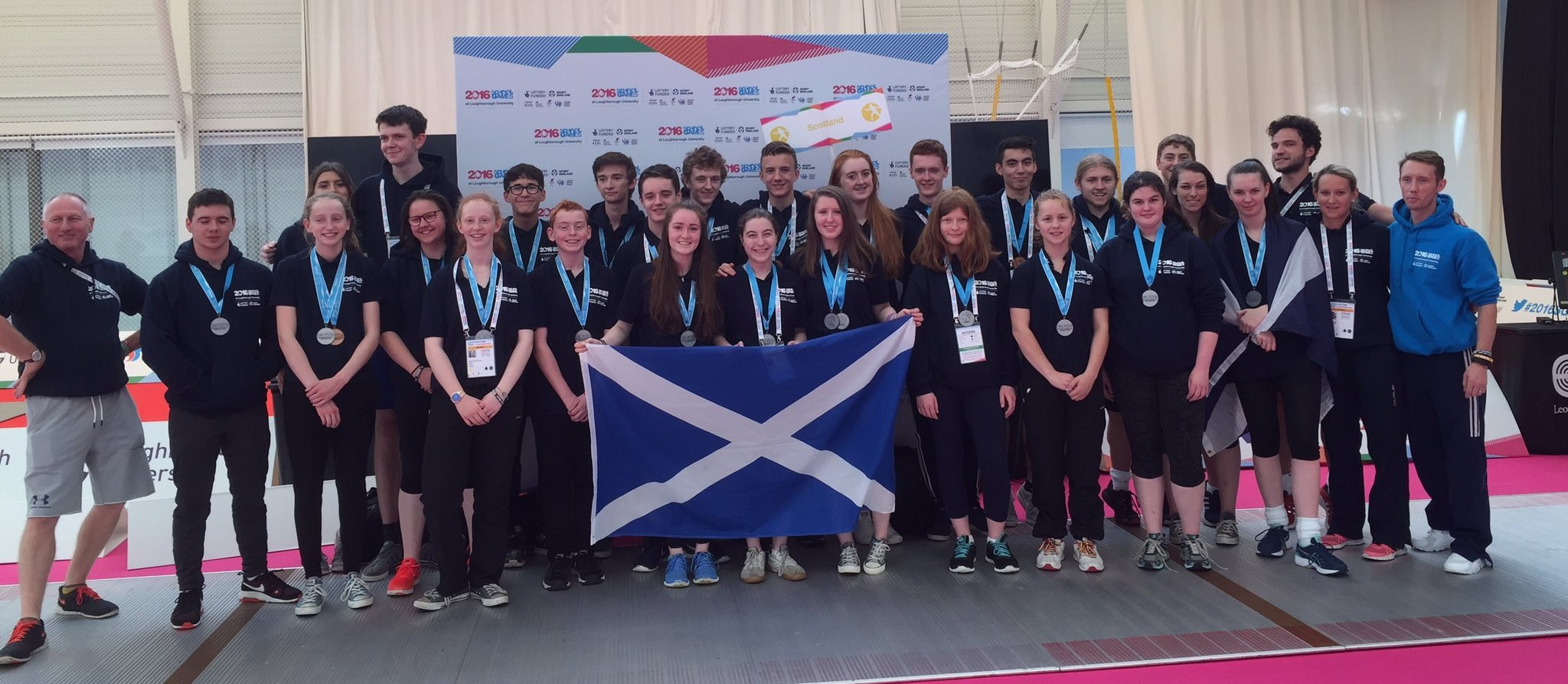UK School Games 2016